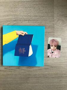SHINee Jonghyun LIKE Album CD + Photocard Photo Card Kpop K-pop