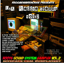 uk a class reggae steppas vol.2 mix cd