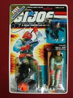GI Joe Deep Six w Micro Figure Destro MOSC HTF