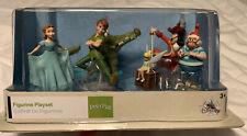 Disney Store Exclusive Peter Pan Figurine Playset Rare