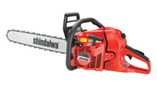 "Shindaiwa 591-20 59.8 CC Chainsaw with 20"" Bar and Chain, Automatic Oiler"