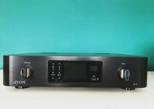 Ayon Audio S-3 Tube Network Stream/ Dac/ Preamp