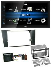 JVC 2DIN Bluetooth MP3 AUX USB Autoradio für Mercedes E-Klasse W211 02-09