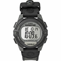 """Timex T40941, Men's """"Expedition"""" Chronograph Digital Watch, Indiglo, T409419J"""