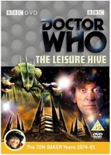 DR WHO 109 (1980) - THE LEISURE HIVE - TV Doctor Tom Baker + Romana - NEW R2 DVD
