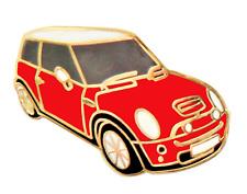 Mini One Chili Rot Auto Anstecker