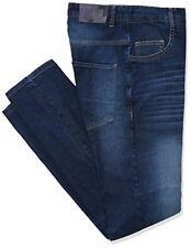 Pantalons jeans bleus pour motocyclette, Taille 34