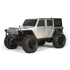 Thunder Tiger 1:14 KAISER XS Crawler RTR Silver 4WD RC Cars Off Road #6602-F132