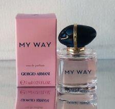 Giorgio Armani - MY WAY - 7 ml Eau de Parfum für Damen - MINIATUR - NEUHEIT 2020