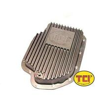TCI 228000 DEEP ALUMINUM TRANSMISSION PAN GM TURBO 400 TH400 2 EXTRA QUARTS