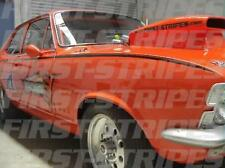 "LC GTR TORANA ""Side Stripe Kit"" will suit LJ GTR XU-1"