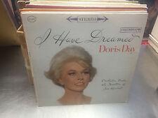 Doris Day I Have Dreamed vinyl LP VG+ 6-eye Stereo 1961
