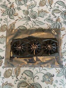 ASUS ROG Strix Radeon Rx 480 8GB GDDR5