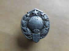 Distintivo da mutilato in guerra tipo piccolo con piedino