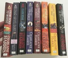 Sookie Stackhouse Novels - 8 books