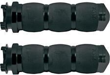 Avon Grips - MT-IN-AIR-90-AN - Air Cushioned Grips, Black Anodized