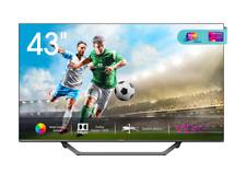"Televisore HISENSE 43"" LED 43A7500F ULTRA HD SMART TV DVB-T2 PIEDE CENTRALE HDMI"