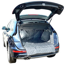 Audi Q5 SQ5 Cargo Liner Trunk Mat - Quilted - 2008 to 2017 Gen.1 (220)
