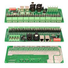 30CHANNEL/ 30CH EASY DMX LED controller DMX decoder&driver RGB led controller