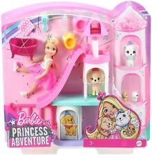 More details for barbie chelsea princess adventure playset gml73 brand new & boxed