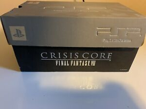 Playstation PSP Crisis Core Final Fantasy VII Limited Console BNIB Game W/ Extra