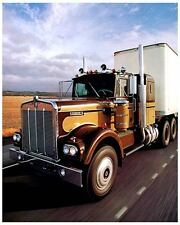 1973 Kenworth Truck Photo Poster zc2083-4ZL6KF
