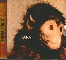"MINA "" OMONIMO (SAME) SCIMMIA "" CD SIGILLATO REMASTERED RARO"