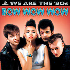 BOW WOW WOW - We Are the 80's - CD *Factory Sealed Brand New!