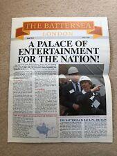 The Battersea London June 1988