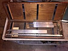 DIETERT GAUGE BLOCK HOLDER & TEST EQUIPMENT