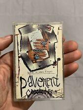 RARE Pavement Crooked Rain Cassette Tape Indie Rock