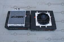 MISHIMOTO Radiator+Fan Shroud for 90-96 300ZX Turbo Z32