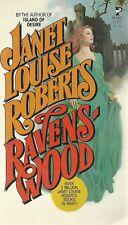 Ravenswood Janet Louise Roberts 1978 Gothic Vintage Fine
