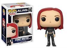 Alias - Sydney Bristow (Redhead) - Funko Pop! Television: (2017, Toy NUEVO)