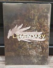 2008 Legendary Pre Order Promo Bonus with Art Book & Video Disc Sealed - PS3