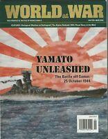 World at War February March 2016 Yamato Unleashed wwII Strategy 021220DBE