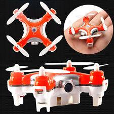 Cheerson CX-10C 2.4G 4CH 6Axis RC Quadcopter Mini-Drohne RTF W/ Kamera orange