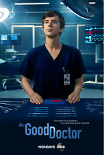 The Good Doctor Cast Autographed Poster