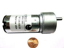 Bühler Getriebemotor 12v 270 UPM 1.61.046.532