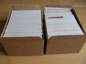 ca. 1300 FDC Ersttagsbriefe DDR von 1953-1990 - tolle Sammlung -