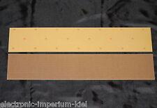 Lochrasterplatine ohne Kupferauflage 500 x 100mm Rademacher Hersteller
