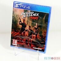 Jeu Jagged Alliance : Rage! [VF] sur PlayStation 4 / PS4 NEUF sous Blister