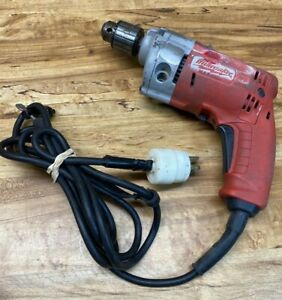 """Milwaukee 3/8"""" Magnum Hole Shooter No. 0232-2 Corded Drill"""