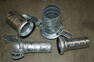 Hose Tail Complete Set Bauer Couplings