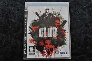 The Club Playstation 3 PS3