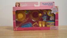 2001 Mattel 88815 Barbie So Much Stuff Beach Bonanza Kelly Accessories Nrfb Nib
