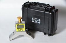 New listing Sumner Center Punch Digital Angle Finder with case, Wizard Wrap Fitter Bundle