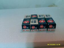 4 AC DELCO GM ACNITER II R44TX SPARK PLUGS NEW OLD STOCK