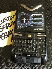 Genuine Vertu Constellation Quest CARBON FIBER A work of Art, A must have NEW