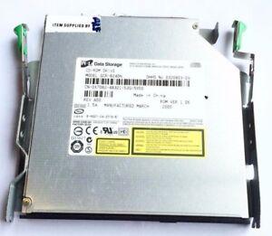 Dell PowerEdge 1950 CD - ROM Disk Laufwerk & Tablett RP016 0RP016 GCR-8240N